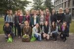 27.09.2016 Tag der Begegnung - Hegelgymnasium - Hochschule Magdeburg-Stendal - Foto: Matthias Piekacz