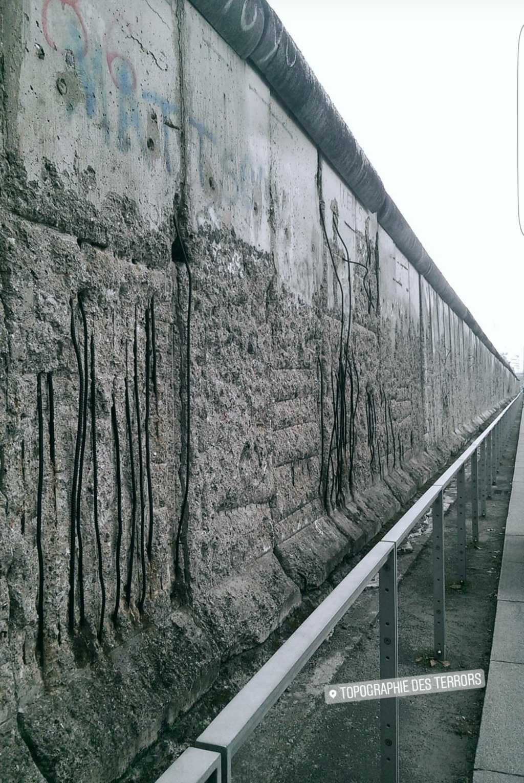Rest der Berliner Mauer